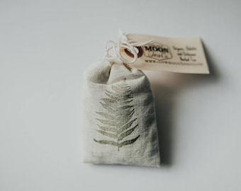 Sleep Sachets With Organic Lavender - Fern