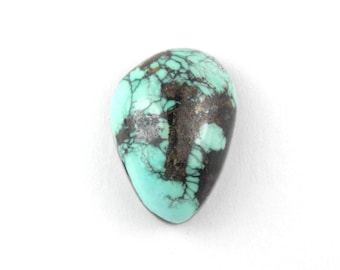 Natural Nevada Turquoise Cabochon - 1071