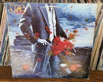 Yes Tormato Vintage Vinyl Record