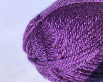 Worsted Weight Acrylic Yarn -- Simply Soft Yarn by Caron -- Party