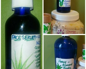 Vegan Everyday Natural Face Serum