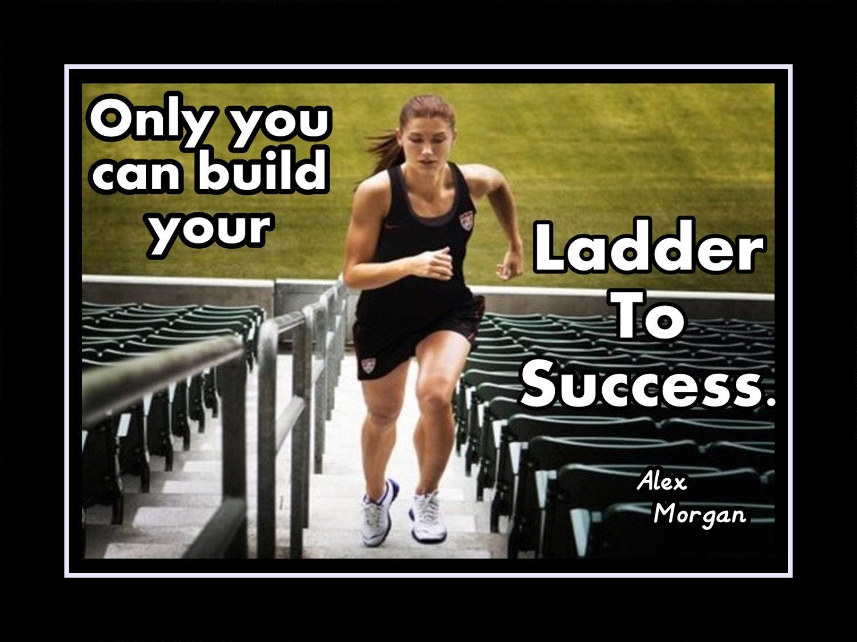Alex morgan girls soccer motivation poster daughter zoom voltagebd Image collections