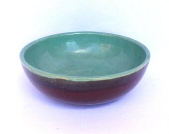 BOWL WITH SOUL/ Vintage Aqua Bowl