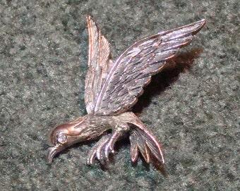 Vintage Eagle Brooch by Mode Art