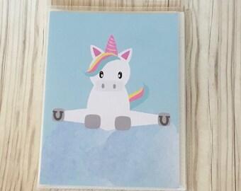 Unicorn planner sticker book Planner sticker organizer