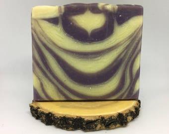 Galactic Grape Artisan Soap