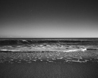 Breaking -  fine art monochrome photography
