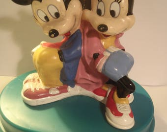 Mickey and Minnie Tune Radio