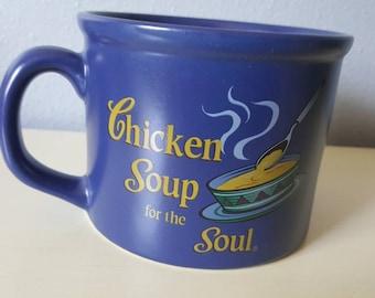 Chicken soup for the soul vintage mug