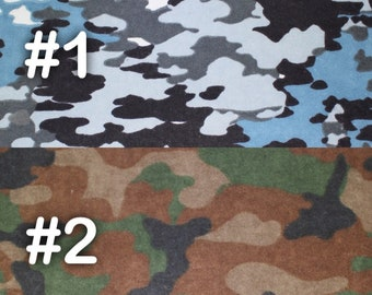 """Navy Camouflage Extra Large Receiving Blanket - 36"""" x 42"""""""