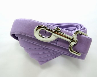 Purple Dog Leash