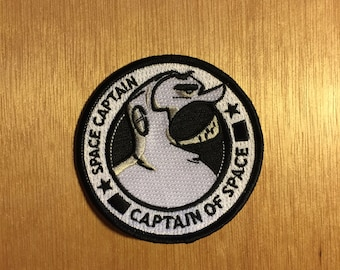 Space Captain: Captain of Space Patch