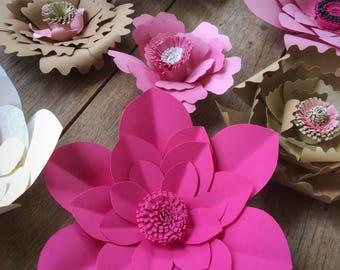 Ana's Custom Flower Order