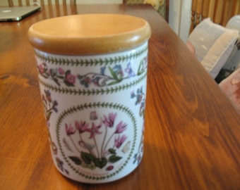 Portmeirion Canister / Storage Jar
