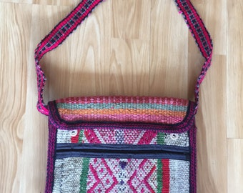 Organic Handmade Peruvian Bag