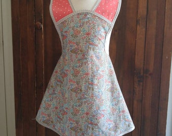 Girls size 7/8 apron