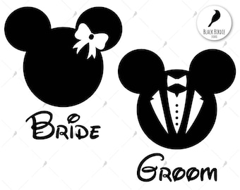 disney bride svg etsy rh etsy com Wedding Borders Rustic Wedding Borders Clip Art