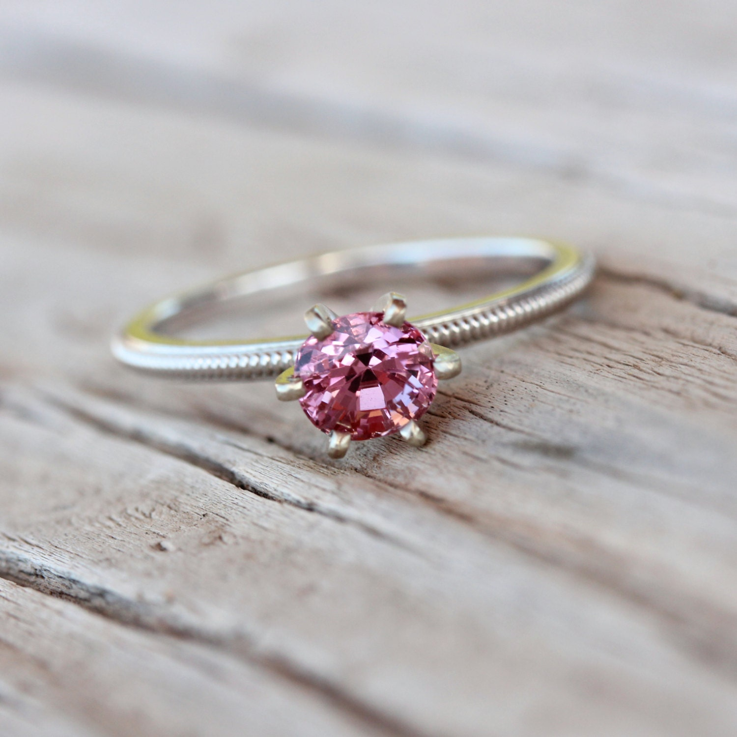 free watches gold product white shipping blush ring rose carat jewelry fashion floral round with today engagement halo rings overstock morganite in diamond natural