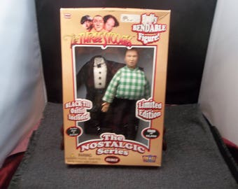 The Three Stooges Limited Edition Nostalgic Series Curly Figurine