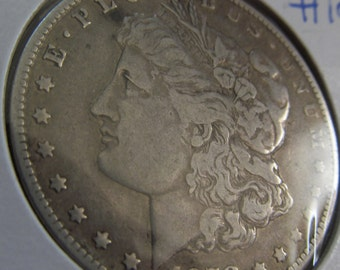 1878s Silver Dollar Antique Coins 1878 s  Morgan Dollar USA Silver Coins Antique US Coin Silver US Currency Rare Coin