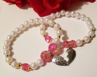Add a bracelet/mother daughter set/to an existing order/Add On Only