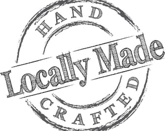 Premade Shop Local Logo -- Digital Download For Use on Packaging & Marketing Materials -- Local Shops / Locally Made Logo