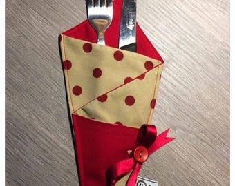 Case cutlery / silverware bag