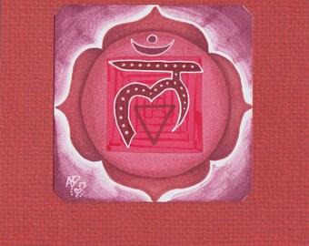 Root Chakra Original Art