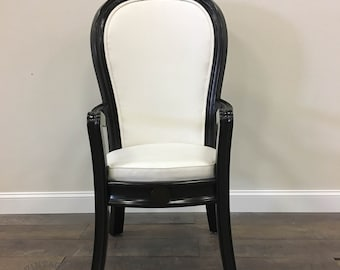 AVAILABLE: New Custom Made Accent Chair