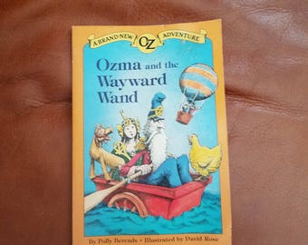 Ozma and the Wayward Wind