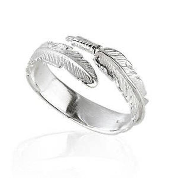 Solid 925 Sterling Silver Tree Of Life Ring in sizes G-Z Gift Boxed CJj8PSs