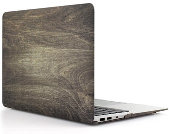Damp Wood MacBook Air computer case Hard Plastic Case for MacBook Air 13 inch Model A1369 and A1466