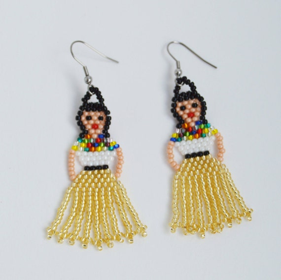 new stud s yellow hemisphere sonao lady a earrings gold hollow net v information product
