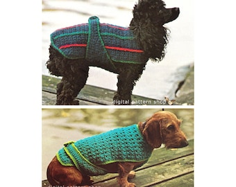 Amigurumi Wiener Dog Pattern : Crochet pattern dog shirt crochet pattern little bo