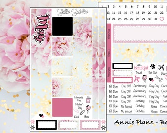 May Montly Kit - Annie Plans - B6 TN
