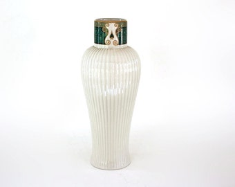 Lenox Bud Vase, White Vase, Vintage Porcelain