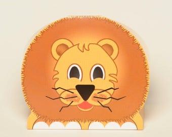 Lion favour boxes