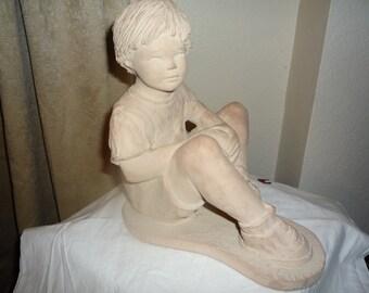 """Austin Sculpture """"Time Out"""""""