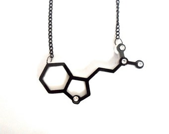 DMT - The Spirit Molecule necklace