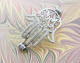 Fatima's Hand, hamsa, talisman