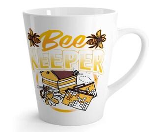 Bee Keeper Latte Mug
