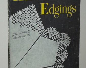 Vintage Star Book 61 Handkerchief Edgings
