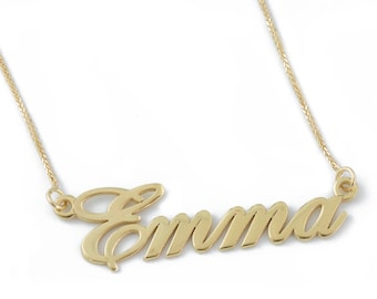 large personal christmas personalized birthday on off gift anniversary gold product sale silver name necklace