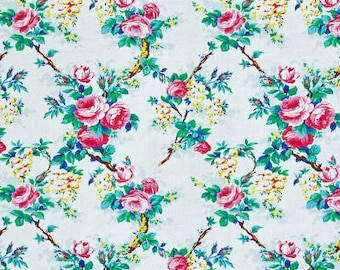 50103 -   Jennifer Paganelli -Sunny Isle Garen in white color - 1/2 yard