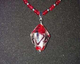 286. Geometric Style Pendant Necklace