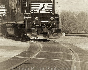 The Train Engine