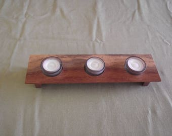 Tea light candle holder or table decoration