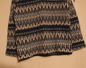 Men's Icelandic Wool 1970's Vintage Sweater