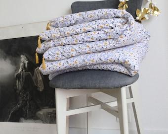 Granite quilt sofa bed