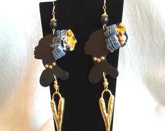 Soul Queen Handmade Earrings